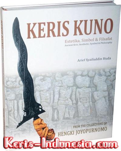 'Keris Kuno: Estetika, Simbol dan Filsafat' | $89.99 USD