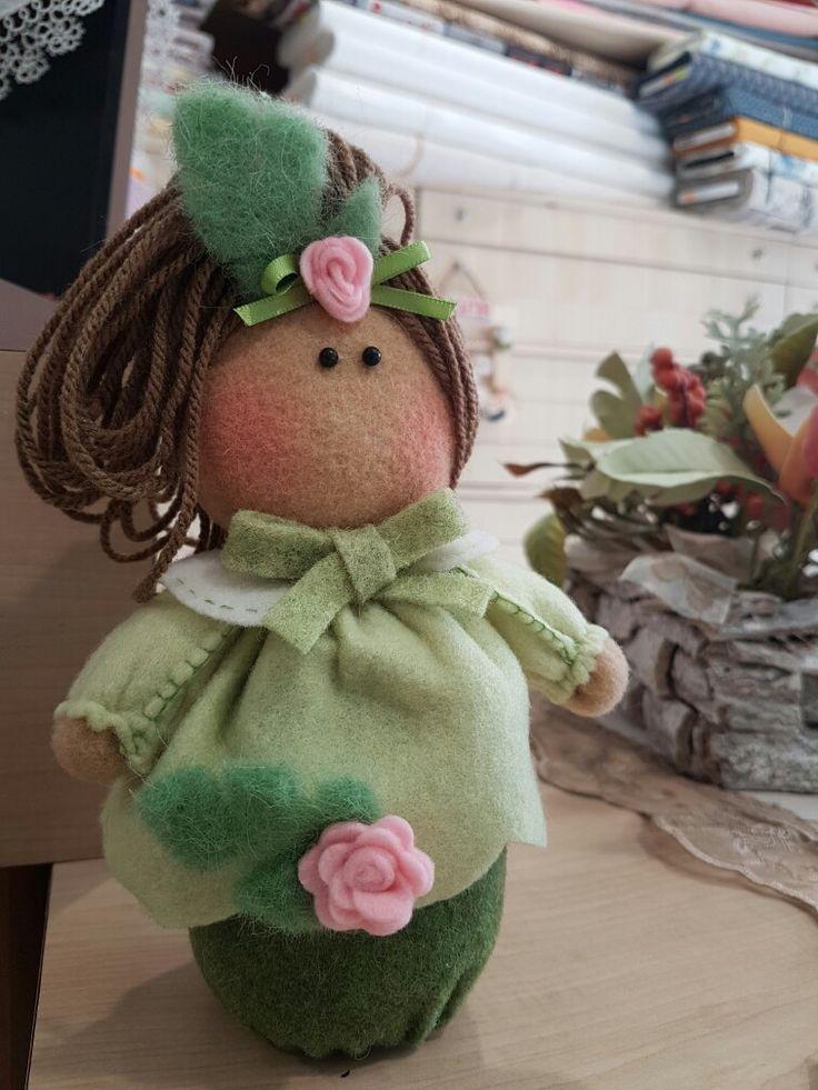 Ecco una nuova bambolina by il Baule dei Sogni