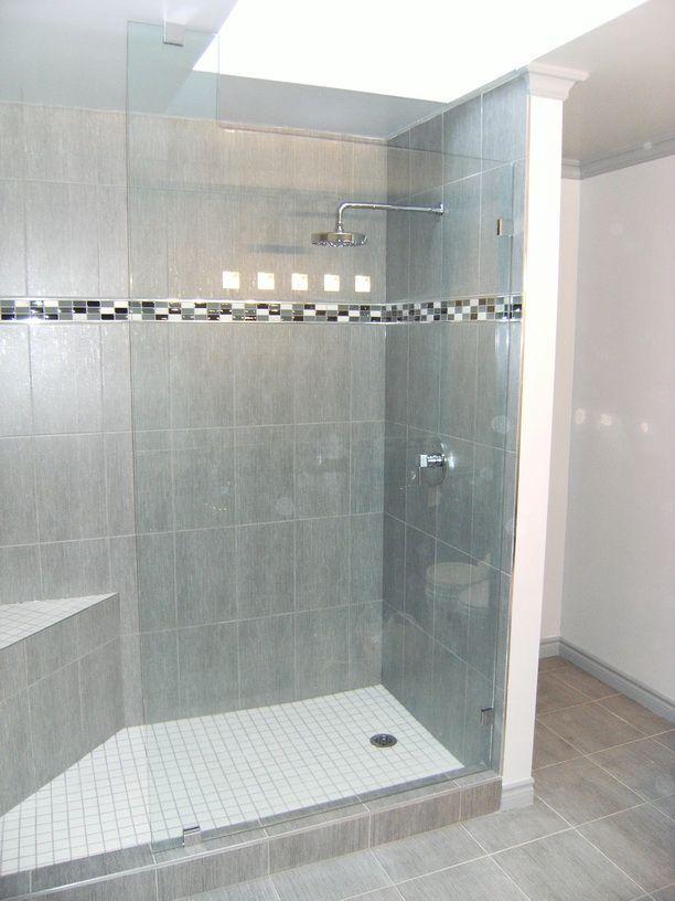 Custom Walk In Showers Walk In Shower 4 Remodeling Pinterest Walk In Shower Showers And