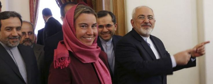 Does the apocalypse game and the murder of women make Federica Mogherini horney?