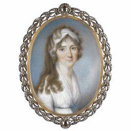 Thomas Hazlehurst Portrait of a Lady