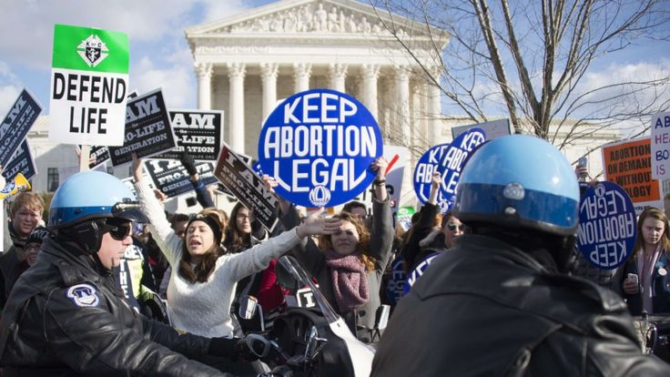 Here's what abortion was like in the United States before and after the landmark Supreme Court case, and where it may be headed next.