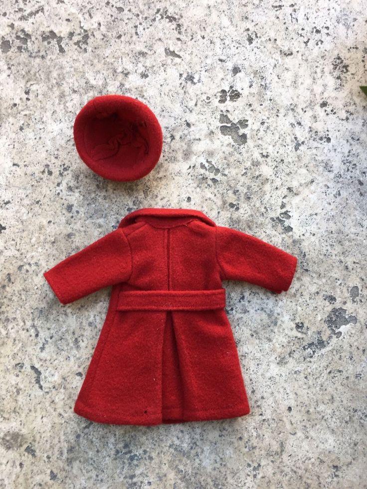 manteaux et chapeau gl pour bleuette petit bob ebay