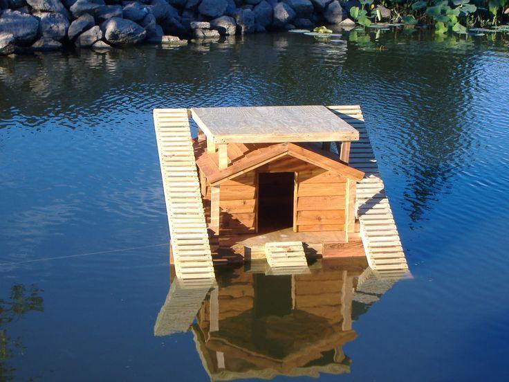 8 best duck islands images on pinterest | ducks, ponds and chicken coops