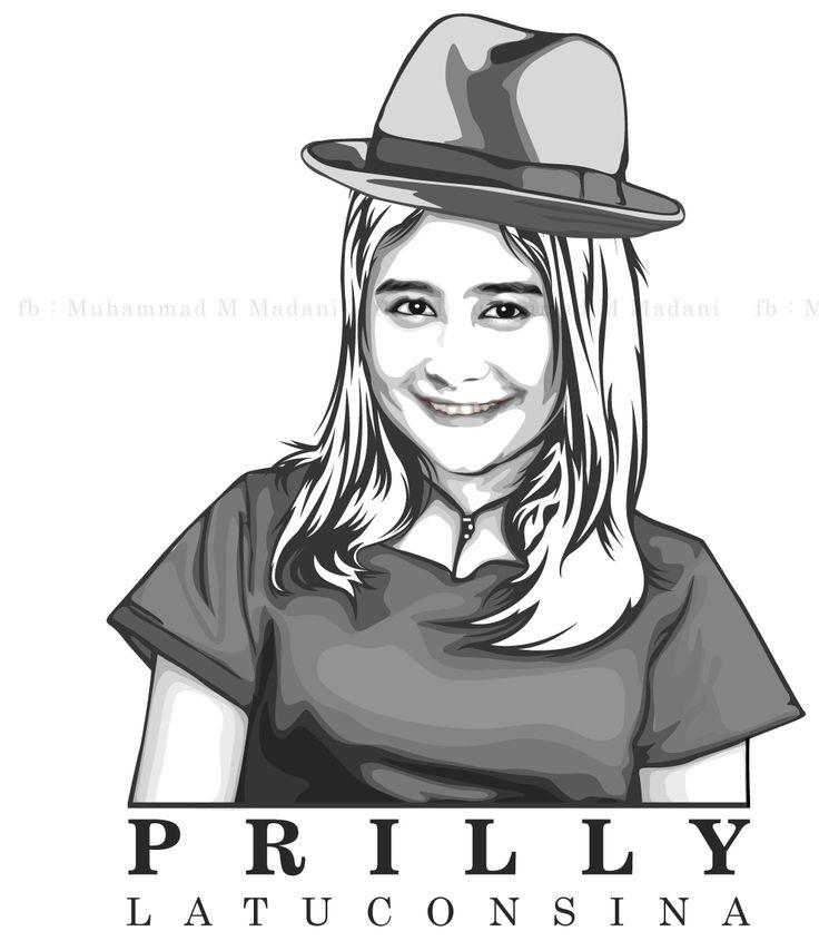 Line - Prilly Latuconsina