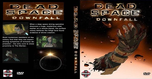 Dead Space Downfall 2008 Download Dead Space Dead Popular Anime
