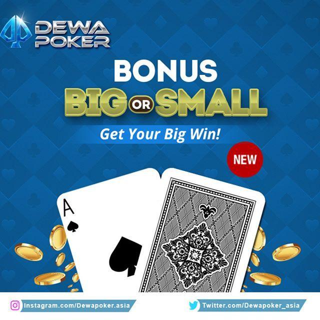 Big Or Small Permainan Kartu Kartu Ruang Permainan