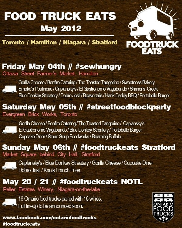 May is Food Truck Eats Month!