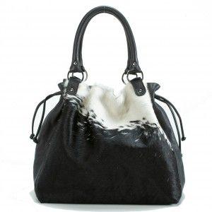 Nguni Leather Bag