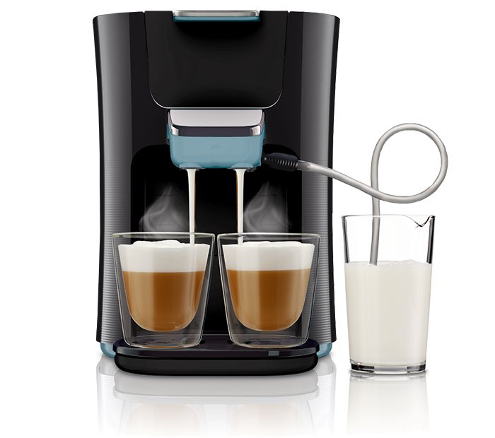 SENSEO® Latte Duo HD7855/60 - senseo.de