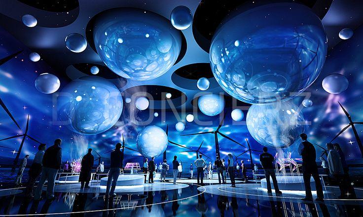 Astana EXPO2017 - Dconcierz