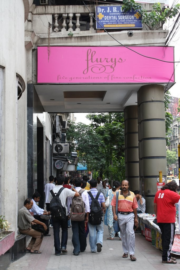 Flury's, Kolkata: the best melted ice cream in India