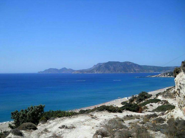 Paradise Beach, Kos Island Greece