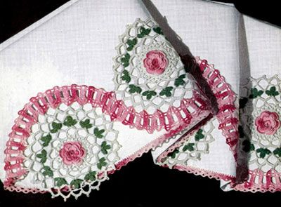 Vintage Crochet Edging