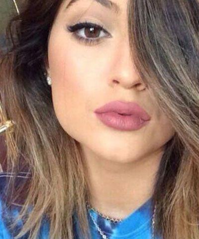 Kylie Jenner's Over Drawn Lips - John Carne