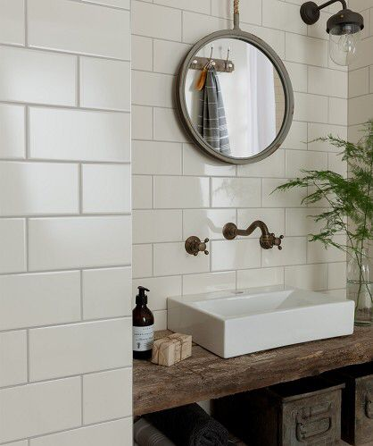 Bathroom Tile Ideas Cream