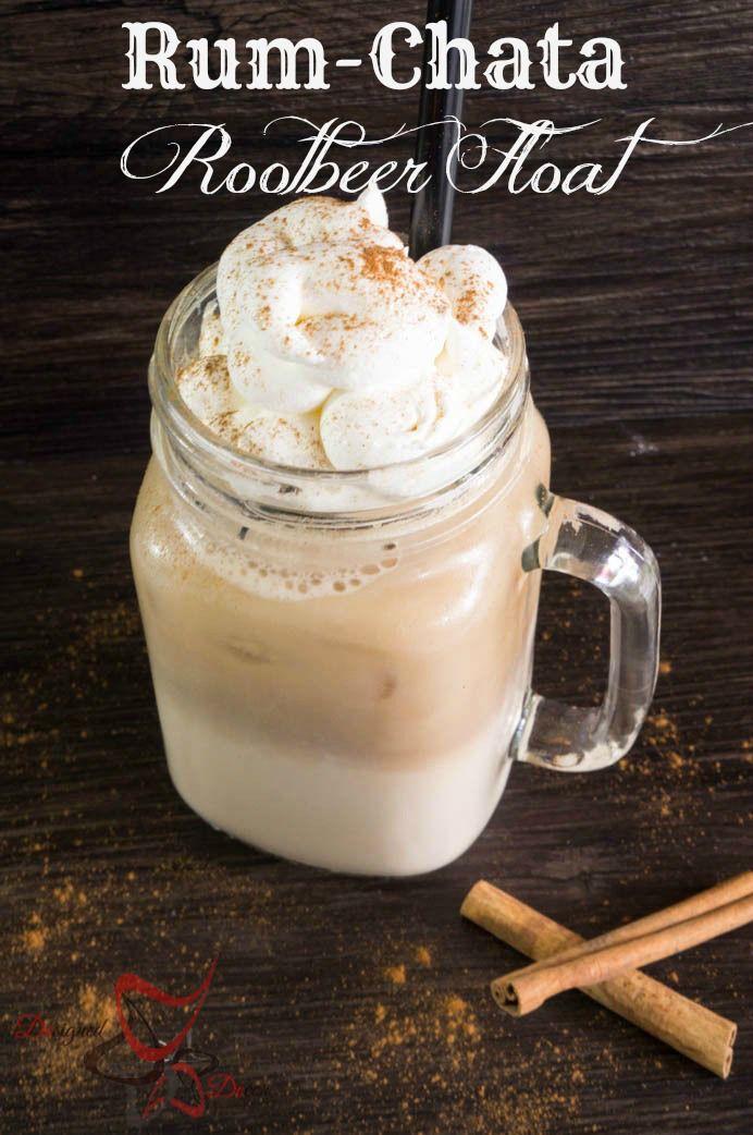 RumChata Rootbeer Float - Drink Recipe