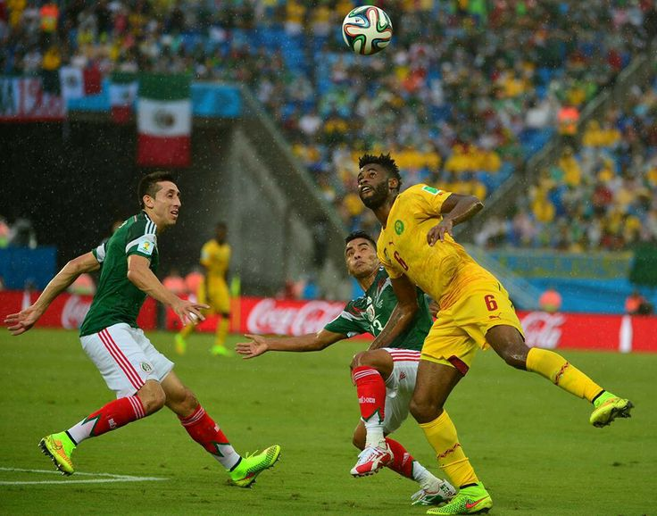 2014 world cup Mexico vs Cameroon