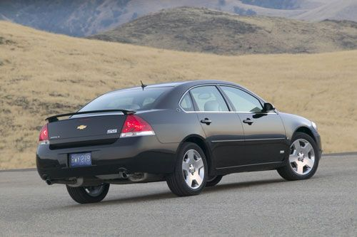 2008 Impala is what I am driving now only in white.