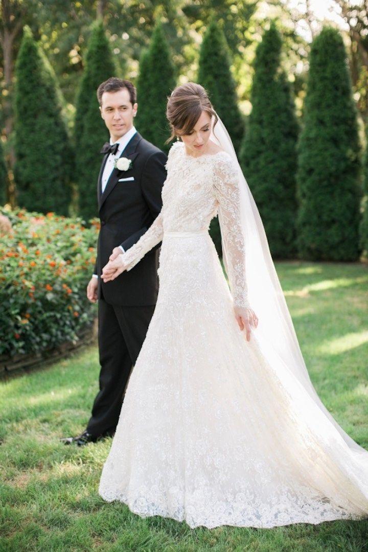 Rhode Island Wedding with European Flair