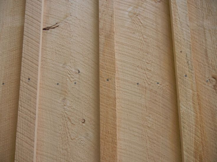 The Proper Way To Install Board Amp Batten Siding