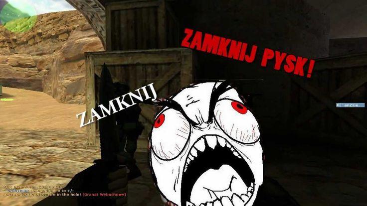 Counter Strike - Trolling (Troll na mikrofonie odc. 1) / Poland