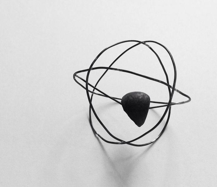 Disegni 3D / filo di rame / monica pura