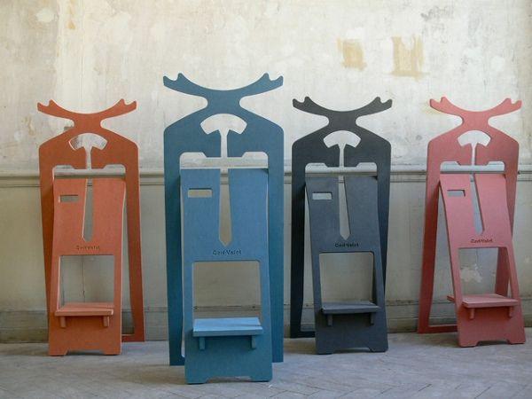 dix valets originaux l 39 accessoire classique revisit. Black Bedroom Furniture Sets. Home Design Ideas