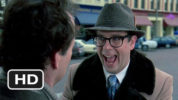 "Ned Ryerson! - Groundhog Day  ""Am I right or am I right? Right, right."
