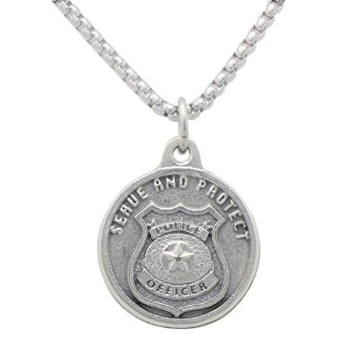St Michael Necklace – Rosemarie Collections