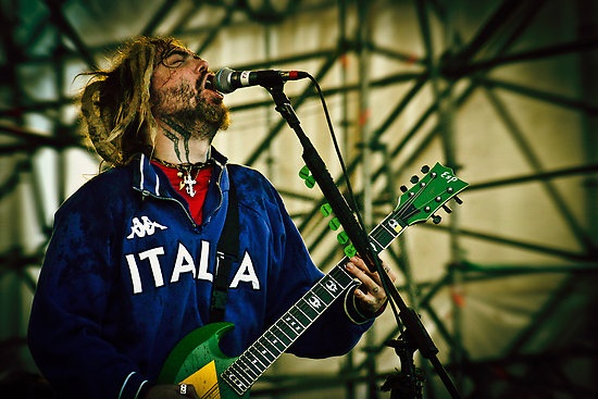 Max Cavalera from Soulfly