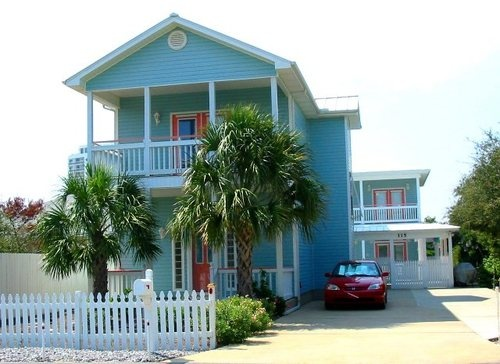 Destin Vacation Beach House Rental, Private Pool, Gulf ...