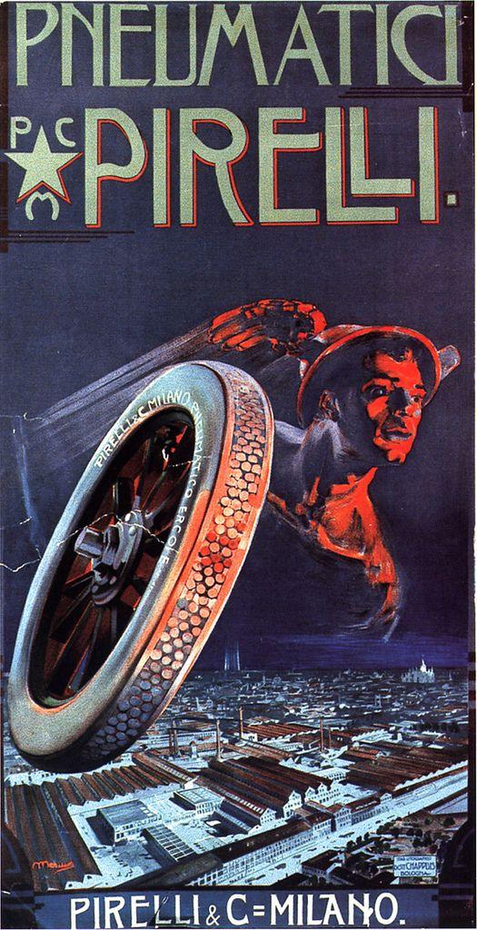 https://flic.kr/p/6aKK3j | Morino - Pneumatici Pirelli, 1910