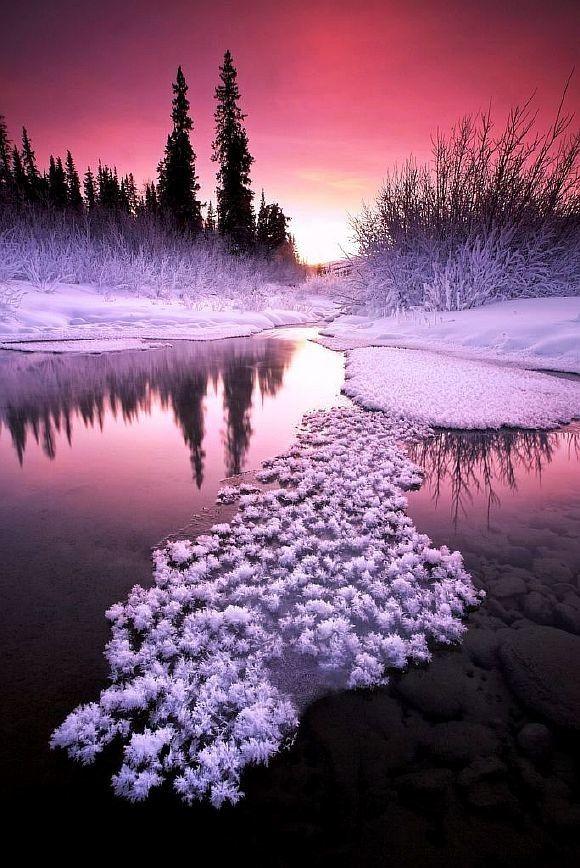 фото пейзажей для авы достаточно холодная