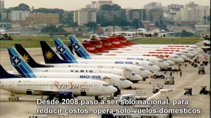 Top Aeropuertos Sudamericanos