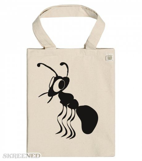 Cute Ant ECO Tote bag