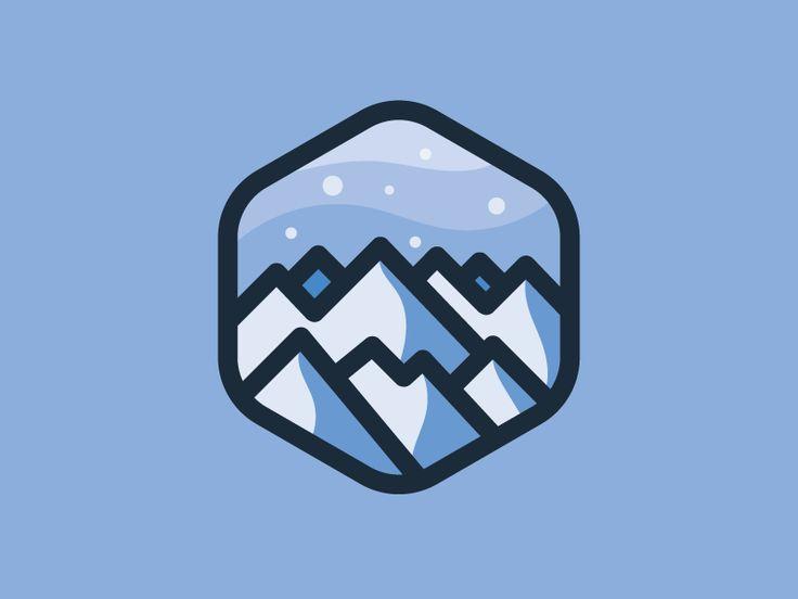 Mountain Range by Elliot Belchatovski