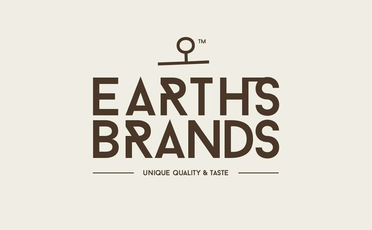 "Check out my @Behance project: ""Earth's Brands 