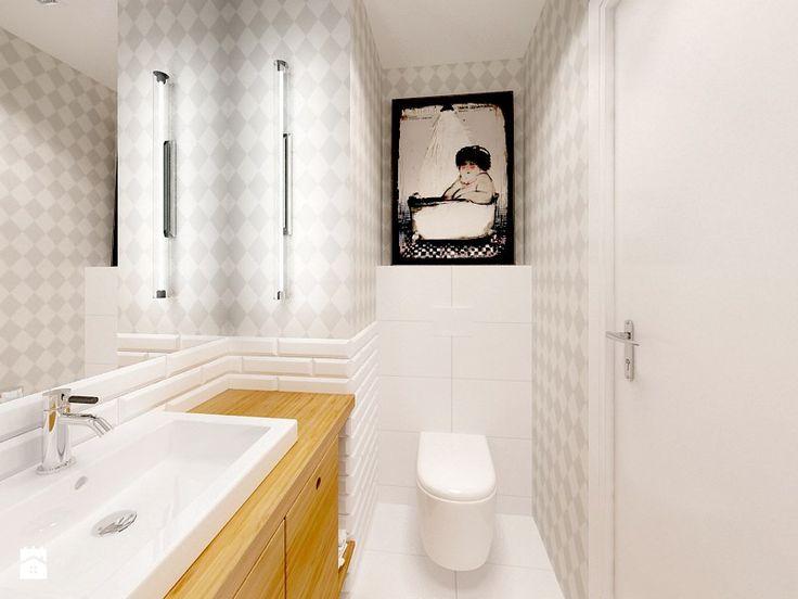 łazienka z Madame - zdjęcie od Marzena Podleśna - Łazienka - Styl Eklektyczny - Marzena Podleśna