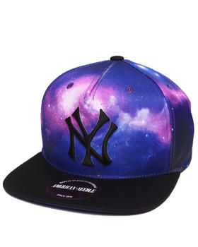 New York Yankees Final Frontier strapback hat by American Needle @ DrJays.com