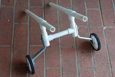 Ted's Blog: A really cheap kayak cart
