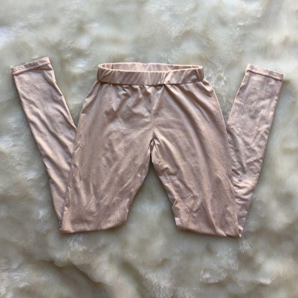 Forever 21 nude leggings NWOT. Forever 21 nude leggings in xsmall. Forever 21 Pants Leggings