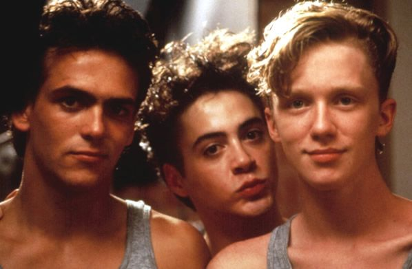 Weird Science film (Robert Downey jr when he was young..swoon)