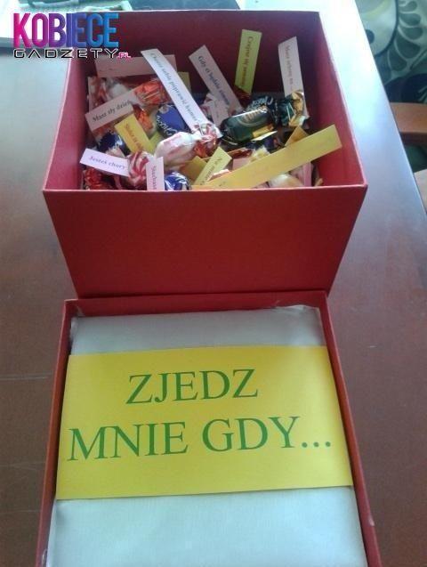 Zobacz zdjęcie Pomysłowy prezent DIY :) w pełnej rozdzielczości