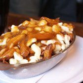 I've been to Montreal twice in my life, but my wife, never... I'd like to take her and the kids to eat some authentic Poutine at Peel Pub downtown... it's only 300 miles away and if you've had poutine with authentic curd cheese, it's worth the trip!  Yum.