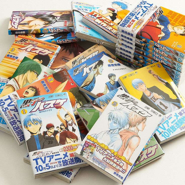 You can now get the first 25 volumes of the popular manga Kuroko's Basketball (Kuroko no Basuke) all at once with this convenient set! This sports manga by Tadatoshi Fujimaki started in 2008, and compiled volumes have been released regularly ever since. With Volume 26 released just this year, this set allows you to get caught up with these releases by providing the first 25 volumes. The set also i...