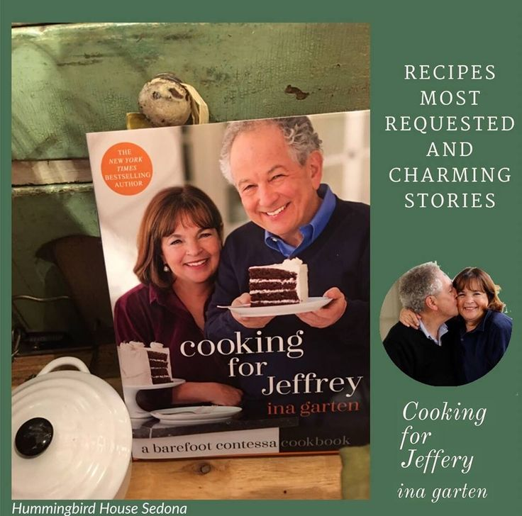 48th Wedding Anniversary Gift Ideas: America's Bestselling Cookbook Author Ina Garten And Her