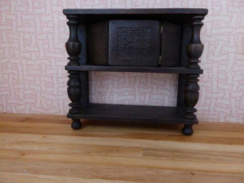 Vintage-Triang-period-furniture-Jacobean-Court-cupboard