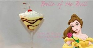 These Disney Princess-themed Drinks Will Spice Up Your Weekend