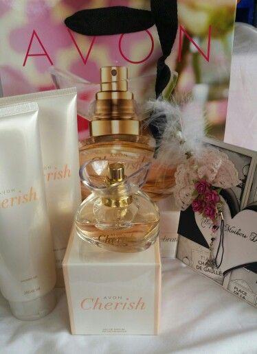 Mother's Day Cherish Perfume
